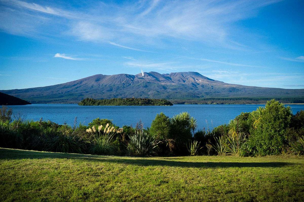 Wanderlust New Zealand at Great Lake Taupo - Elena Brower