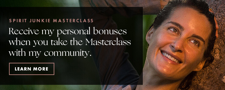 spirit junkie masterclass affiliate with elena brower